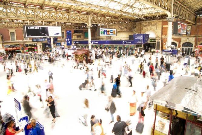Общество: Новая забастовка железнодорожников. Теперь в Ливерпуле