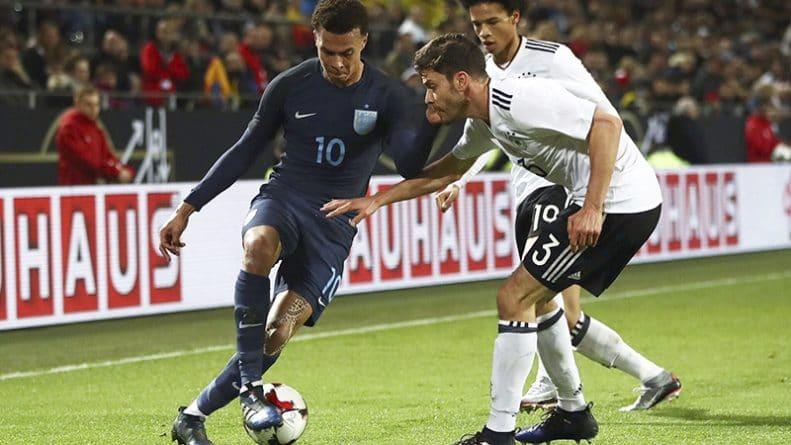Спорт: Германия – Англия: все решил Подольски