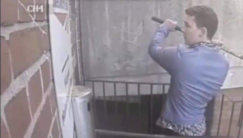 Происшествия: Мужчина с кувалдой учинил разгром на железнодорожной станции