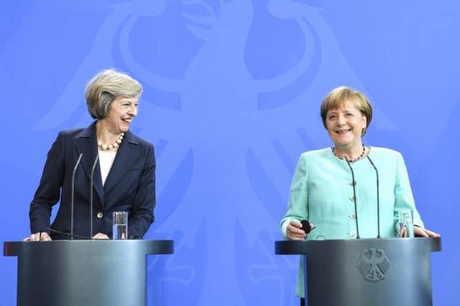 В мире: Британия и Германия договорились о подписании первого договора после Brexit