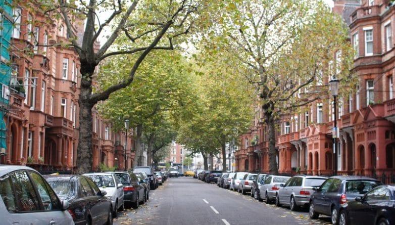 Недвижимость: Стали известны самые шумные районы Лондона