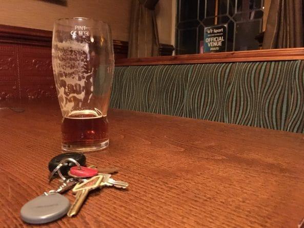 """Закон и право: """"Стаканчик на дорогу"""": Власти снизят допустимую дозу алкоголя для водителей"""
