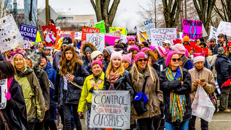Общество: Международный женский день. 5 интересных фактов
