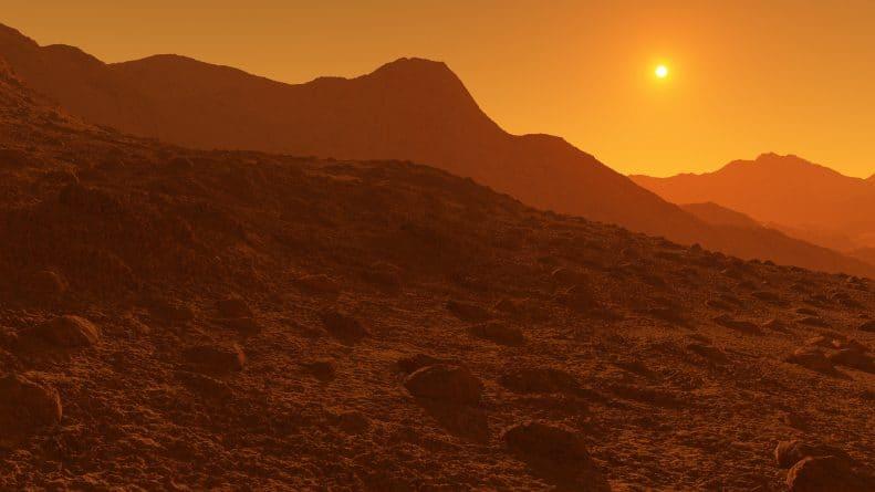 Технологии: NASA ищет способы сделать Марс обитаемым для человека