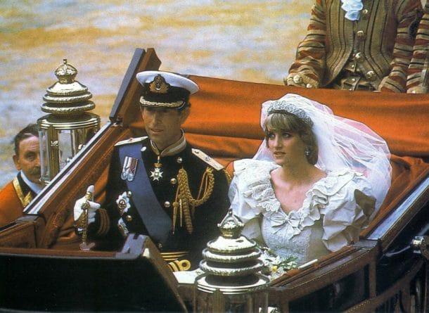 """Знаменитости: Принцесса Диана использовала свой медовый месяц """"чтобы отоспаться"""""""