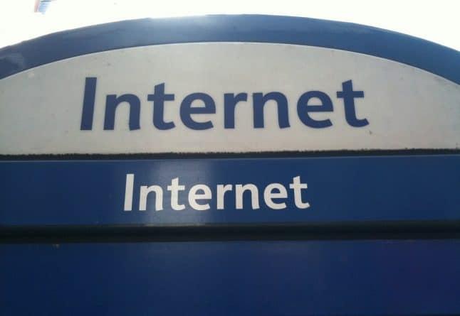 Технологии: Десятки тысяч лондонцев остались без Интернета