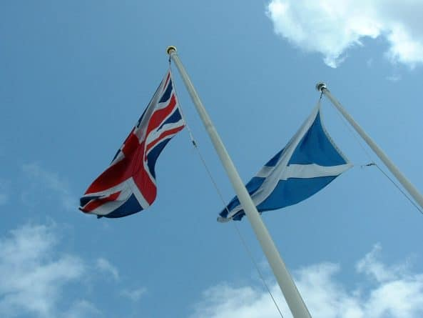 Закон и право: Ключевой вопрос переговоров по Brexit: Шотландия не выйдет из состава Британии
