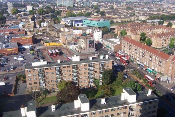 Общество: Пэкхем назван лучшим районом Лондона