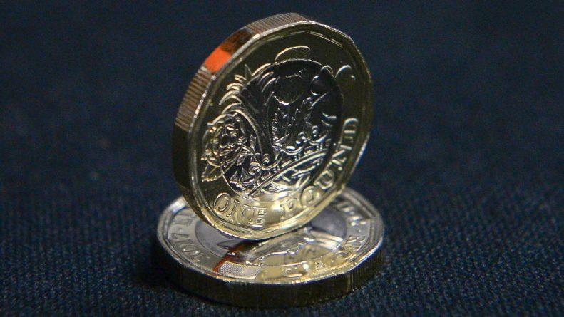 Бизнес и финансы: Новая монета номиналом £1 разрывает карманы