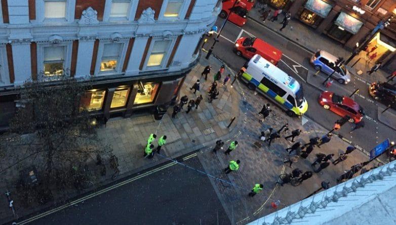Происшествия: Взрыв в Soho: эвакуация в центре Лондона