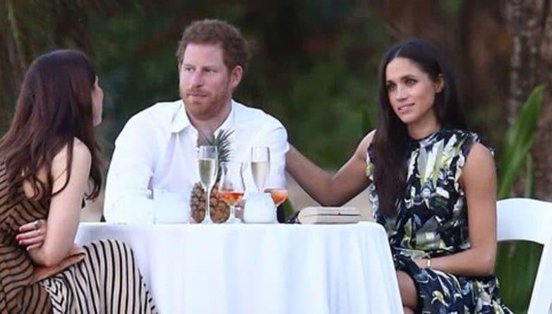 Знаменитости: Принц Гарри и Меган Маркл посетили свадьбу близкого друга на Ямайке