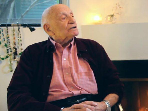Общество: Переживший Холокост 96-летний дедушка признался семье, что он гей
