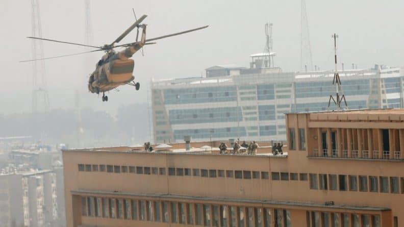 В мире: Боевики ИГИЛ устроили бойню в военном госпитале Афганистана