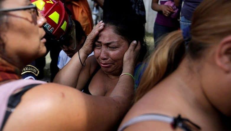 Происшествия: Пожар в детском приюте возле Гватемалы: 19 человек погибло