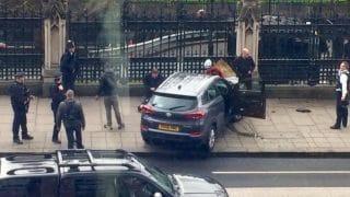 Теракт у Вестминстера. Что известно на данный момент?