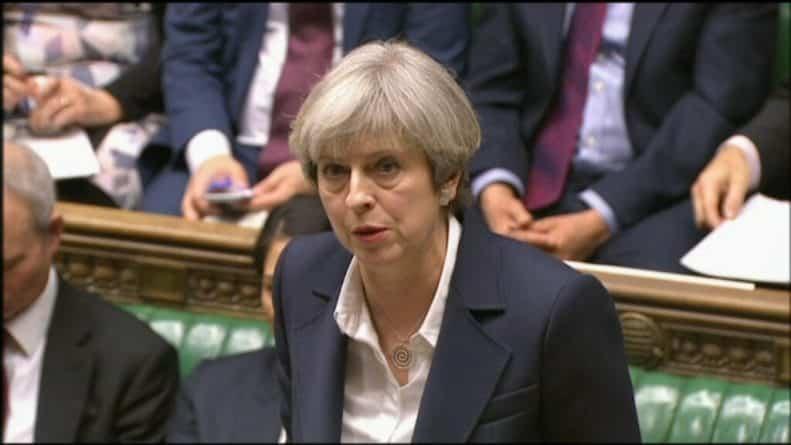 Политика: Дебаты в парламенте. День, когда изменилась история