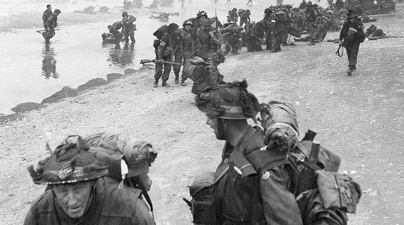 Общество: Британцам, погибшим во время «Дня Д», установят мемориал