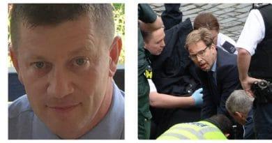 Герои Лондона: депутат и полицейский