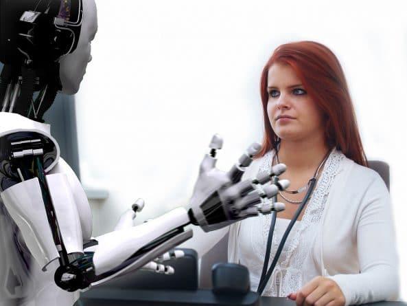 Технологии: В течении следующих 15 лет роботы отберут рабочие места у трети британцев