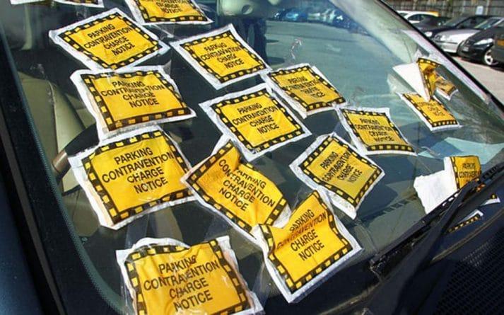 Недвижимость: Брошенный в Бирмингеме автомобиль оштрафован на сумму, которая превышает стоимость самой машины