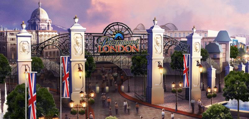 Досуг: Через пять лет в Великобритании откроется новый парк развлечений стоимостью 3.5 миллиарда фунтов