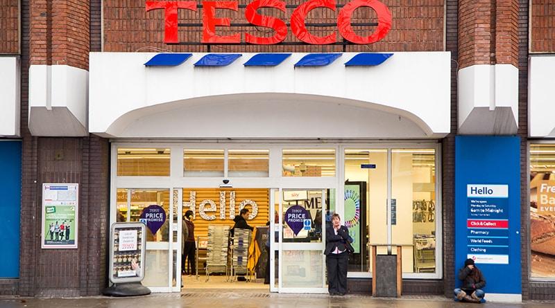 Бизнес и финансы: Сеть супермаркетов Tesco оштрафована на 235 миллионов фунтов