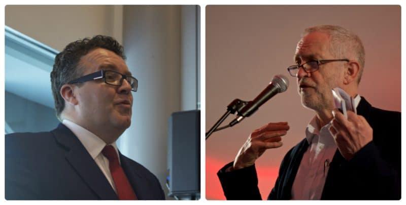 Политика: Гражданская война в Лейбористской партии