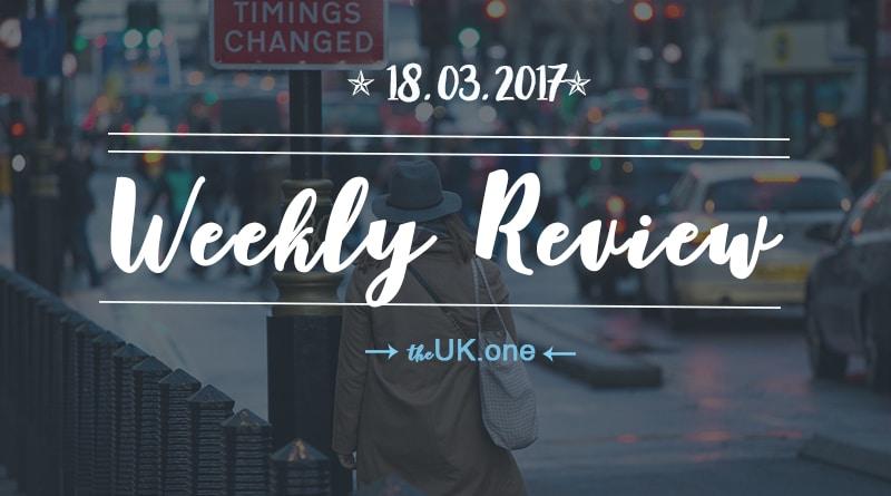 Колонки: Главные события недели. Дайджест