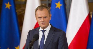 Туск заявил, что в ходе Brexit ЕС будет отстаивать свои интересы