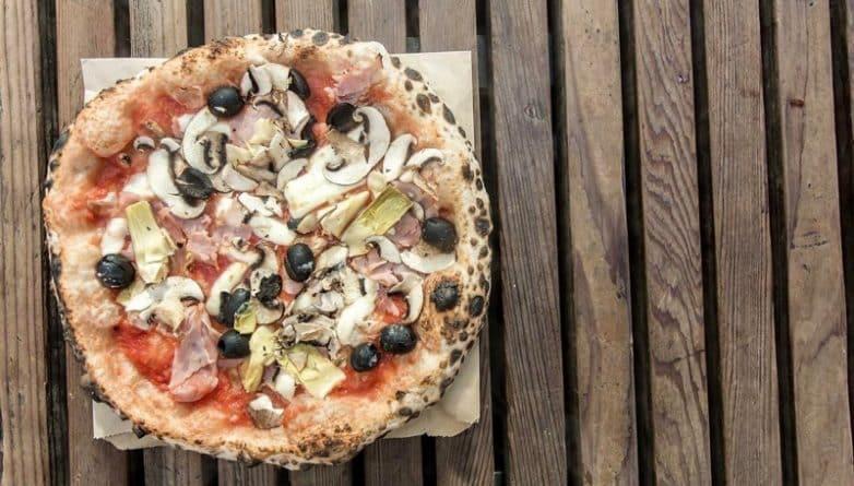 Досуг: В Лондоне пройдет фестиваль пиццы