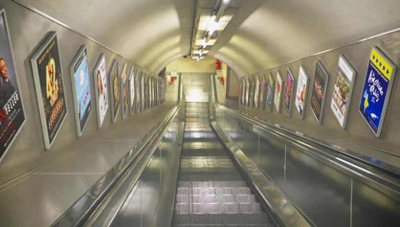 Общество: Опустевший Лондон перед Пасхой