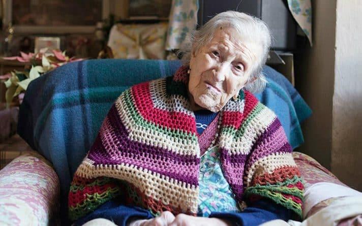 В мире: Скончался самый старый человек в мире
