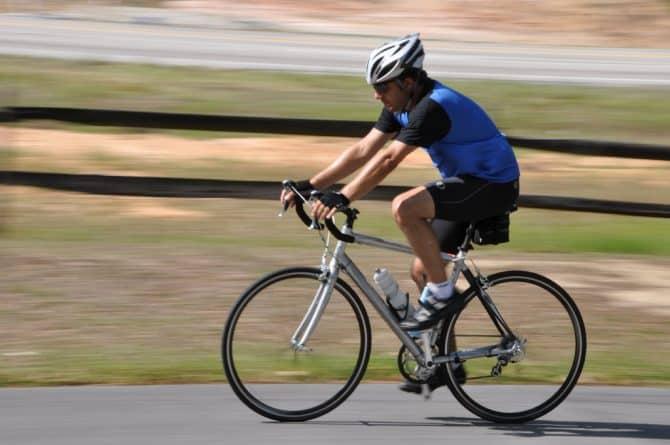 Здоровье и красота: На велосипеде до работы: снижает риск развития рака и сердечных заболеваний