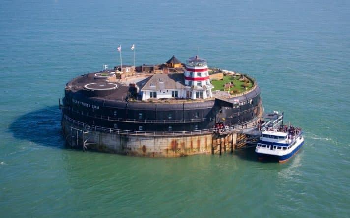 Путешествия: Английские морские форты викторианской эпохи будут переоборудованы в роскошные отели
