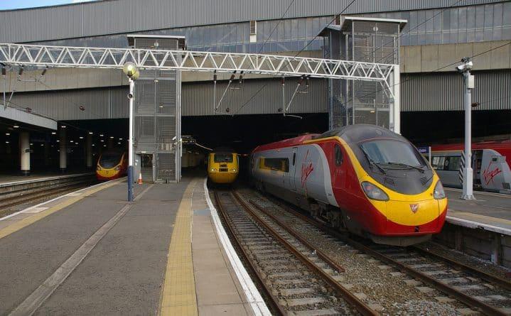 Общество: Персонал Virgin Trains East Coast готовится к 48 часовой забастовке