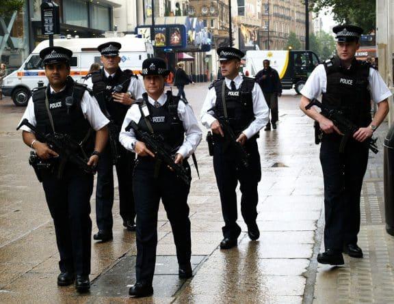 Закон и право: В Британии зафиксирован всплеск насильственных преступлений