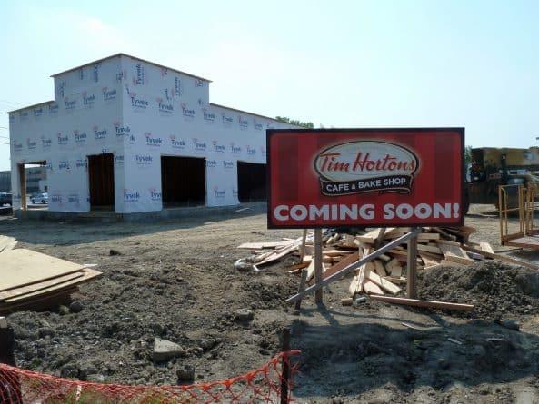 Популярное: Легендарное канадское кафе Tim Hortons откроет филиал в Великобритании