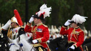Вооруженные полицейские будут следить за порядком на Horse Guards Parade