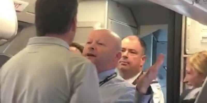 Происшествия: Работник American Airlines провоцировал драку в самолете