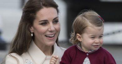 Кейт и Уильям готовятся ко дню рождения принцессы Шарлотты