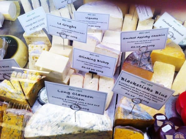 Досуг: В Лондоне пройдет сырный фестиваль