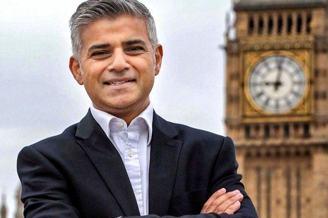 Политика: Садик Хан - самый популярный политик Лондона