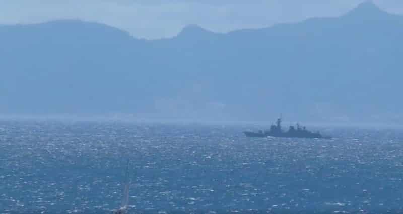 Происшествия: Испанский военный корабль незаконно вошел в территориальные воды Гибралтара