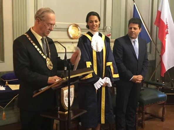 Знаменитости: Бывшая Мисс Мира стала мэром Гибралтара