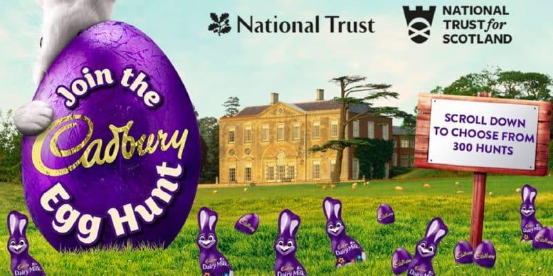 Общество: Кризис Пасхальных яиц: Национальному фонду и Cadbury объявили бойкот