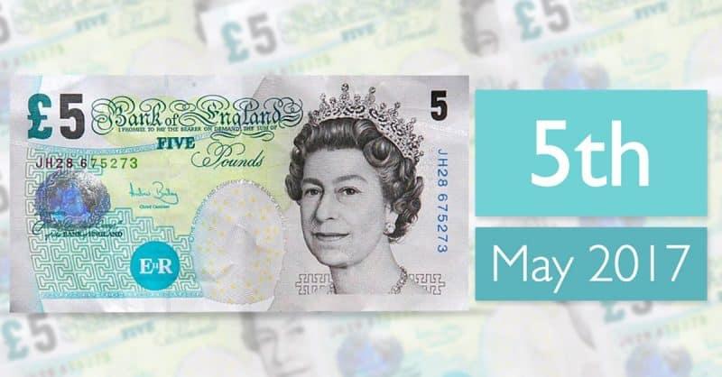 Бизнес и финансы: Осталась всего пара недель для того чтобы потратить старые купюры в £5