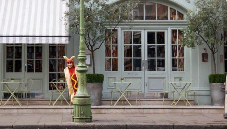 Досуг: Bubbledogs запускает охоту на бесплатные хот-доги вместо пасхальных яиц