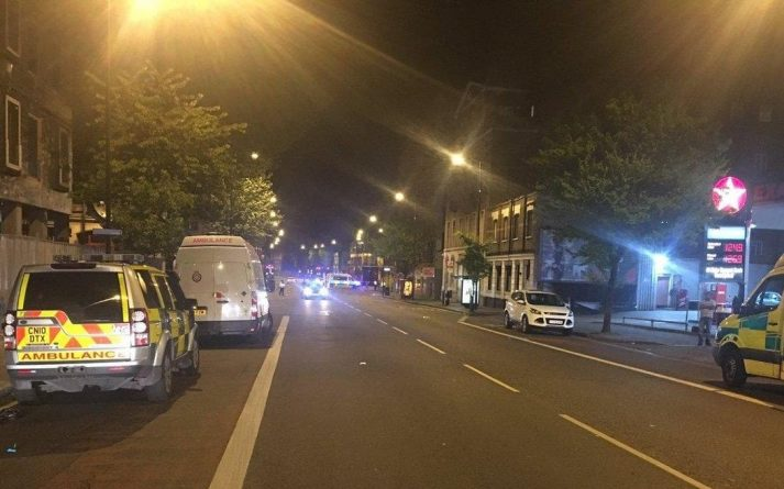 """Происшествия: Посетители лондонского клуба получили ожоги лица """"ядовитым веществом"""""""