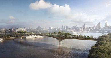 Садик Хан отказался поддерживать проект Garden Bridge