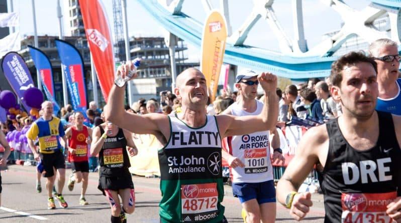 Знаменитости: Лондонский марафон: Кто из знаменитостей планирует принять участие?